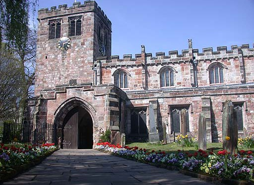 Appleby Church